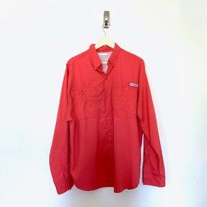 Men's Columbia PFG Tamiami Long Sleeve Shirt